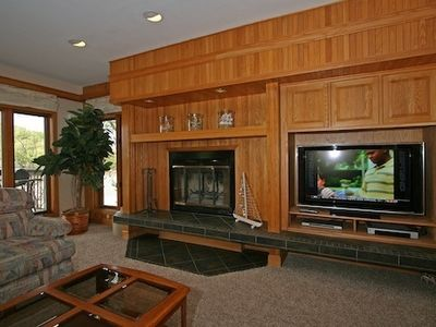 Photo for Spacious Condo with in condo private Hot Tub