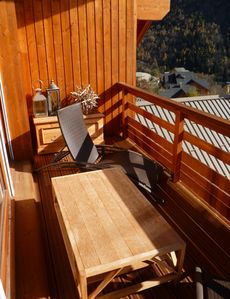 Photo for Luxury apartment sleeps 10 in VAUJANY ALPE d'HUEZ