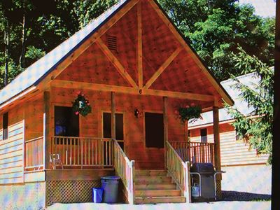 Photo for Cooperstown Dreamspark Chalet Village