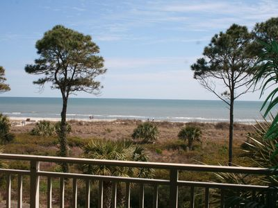 Photo for 2 Bedroom Oceanfront 3rd Floor Villa with Panoramic Oceanfront Views!