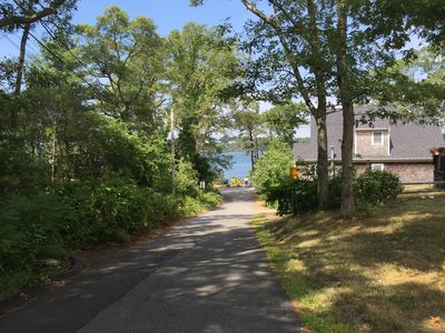 Photo for Charming Family Cape Home W/ Views Of Long Pond & Short Distance To Bike Path!