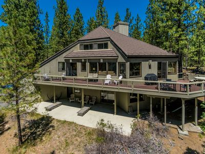 Photo for Premier Black Butte Ranch Family Home,  August and fall dates still available