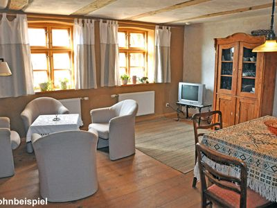 Photo for Holiday home SEE 8723 - Ferienhof Lehsten SEE 8720