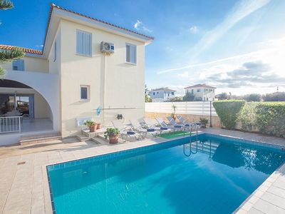 Photo for Villa Ayia Triada, Beautiful 5BDR Villa with Pool, Close to all Beaches and Amenities
