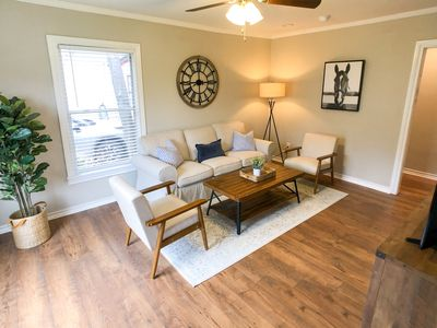 Photo for Beautiful 3 Bedroom near TCU (Recently Renovated!)