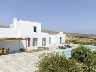 Photo for Coral Paradise Excellent Villas Mykonos 15br 30guests Private Pool