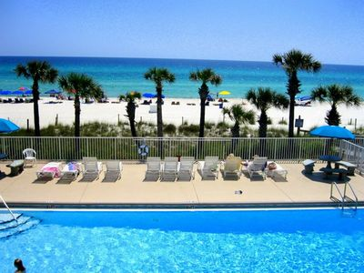 Photo for Only 300 steps to the Beach, Family Friendly, Great Rates, Renovated Unit