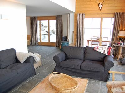Photo for House 511 m from the center of Nendaz with Parking, Internet, Washing machine, Balcony (42547)