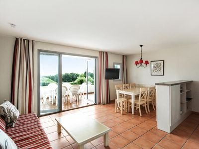 Photo for Residence Les Terrasses d'Arcangues - Maeva Individual - 3 rooms 8 people Comfort