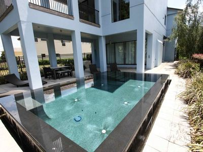 Photo for Wow $220/nt May Special, Book Now!  Executive Pool Home, Golf Course View, Infinity Pool in Reunion