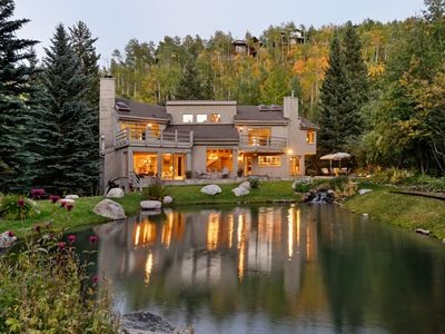 Photo for Ski In Ski Out 6 Bedroom House In Snowmass!