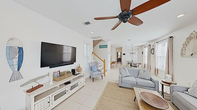 """Photo for """"Salt Therapy"""" - Cassine Gardens - 3 Br / 3 Bath In The Heart Of Seagrove! - Sleeps 10"""