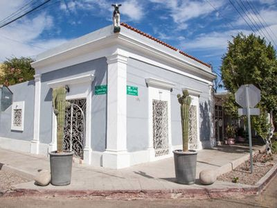 Photo for Best location La Paz! Historic home and guest house 1.5 block from the Malecon