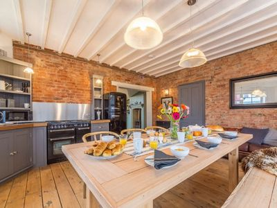 Photo for The Old Butcher's Shop is a spacious and delightful detached luxury conversion.