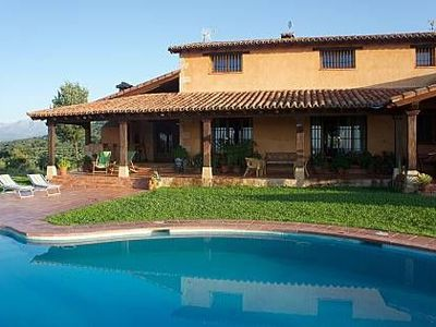 Photo for Country house (full rental) La Mogorra for 11 people
