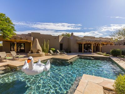 Photo for MUMMY MOUNTAIN ESCAPE! STUNNING PARADISE VALLEY ESTATE