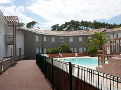 Photo for Apart. T3 Duplex - the Canon at 50 m from the beach side Bassin