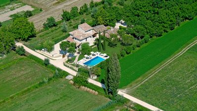 Photo for I Terzieri Country House: Casale in Umbria con piscina e idromassaggio