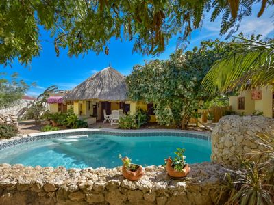 Photo for Restored Cunucu Style Home | Beach Access