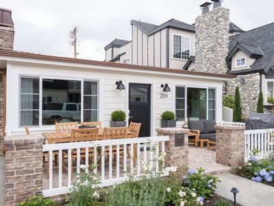 Photo for NEW LISTING - Completely Renovated Balboa Island Cottage