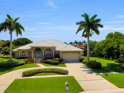 Photo for Pelican Place, Tigertail Beach Marco Island Waterfront Home