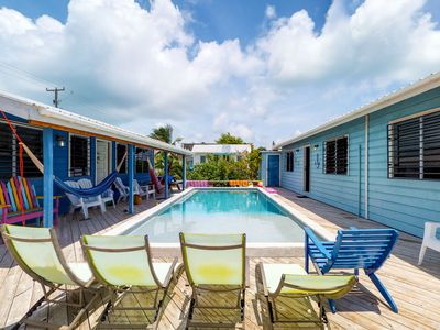 Photo for 7BR House Vacation Rental in Caye Caulker, Be