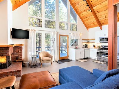 Photo for Summit Lodge Mid Century+Mod 3 BR Central Upscale