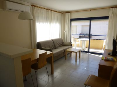 Photo for SUNNY APARTMENT 100 METERS FROM THE BEACH