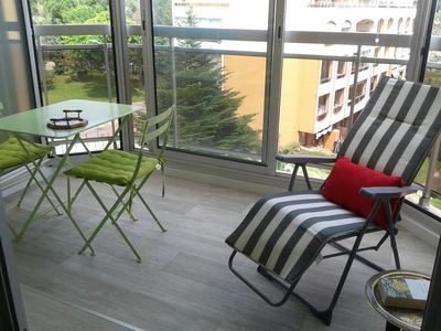 Photo for Holiday in the sun. F2, sleeps 3 + garage