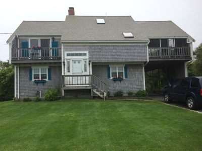 Photo for Cape Cod Beach House/Across street from Private Beach