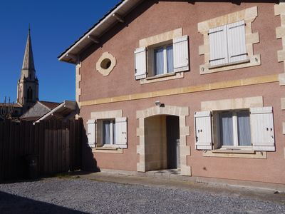 Photo for Fully renovated house in the center of Arès for 10 people