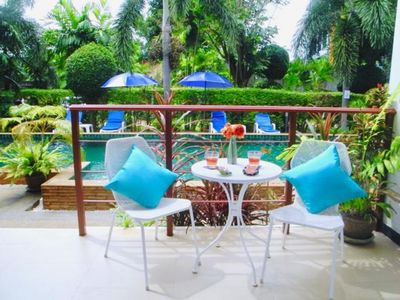 Photo for Nai Harn: 1 bedroom close to the beach