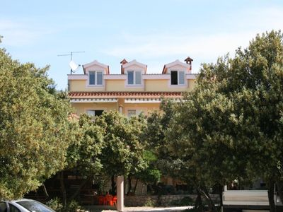 Photo for Apartment in Mandre (Pag), capacity 2+0