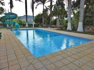 Photo for SITE WITH SWIMMING POOL, TOBAGUA AND SAUNA