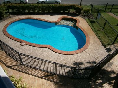 Photo for 2nd Floor Unit with Water Views and Pool - Karoonda Sands, Bongaree
