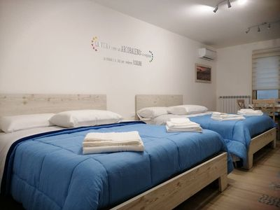 Photo for SICILY ROOMS ROOM RENTAL BETWEEN CARINI AND CAPACI- Room with kitchen 10