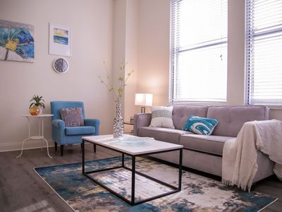 Photo for UNBEATABLE LOCATION! 2BR APT IN HEART OF THE CITY