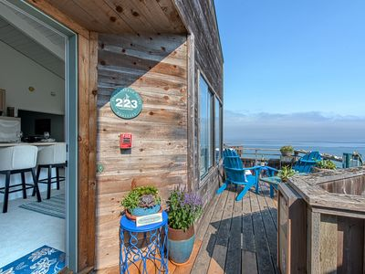 Photo for 3731 Baylights by the Sea ~ Spectacular Ocean Views!