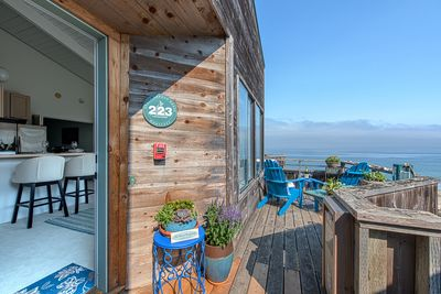 ~  - Welcome to Baylights by the Sea! The best oceanfront location on Monterey Bay!