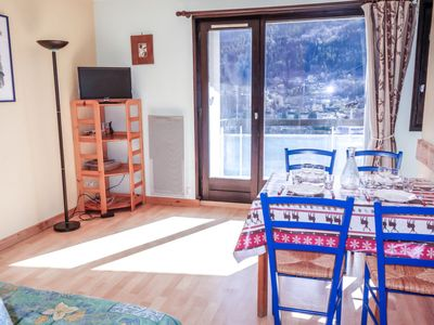Photo for Apartment La Royale in Saint Gervais - 4 persons, 1 bedrooms