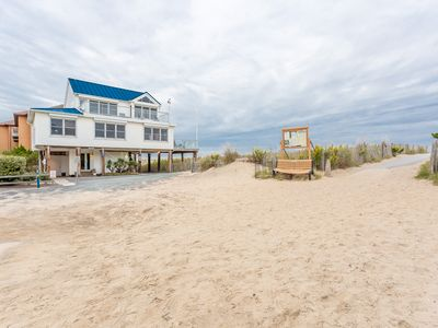 Photo for OCEAN FRONT 4BR 2.5BA Beach home with outstanding views! Spacious and Clean plenty of parking.