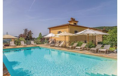 Photo for 5 bedroom accommodation in Subbiano AR