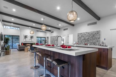 Soaring Great Room Ceilings with Chef's Kitchen