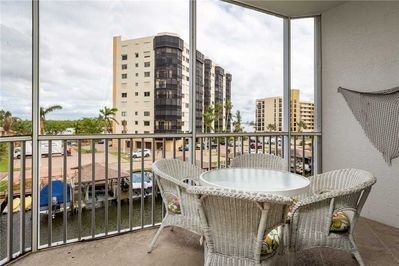 Welcome to Casa Marina 623-6 - Once you arrive at this beautiful canal front condo, you may never want to leave!