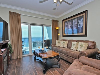 Photo for Crystal Tower 1205 - Lazy River * Beach Front Amenities* All that is Missing is You