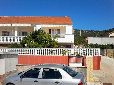 Photo for Apartments Marin, (14544), Vinišće, Trogir riviera, Croatia