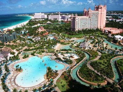 Photo for 3 Bedroom w/ Full Atlantis Resort Access - Harborside Resort Atlantis 8/9-8/16