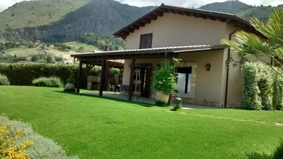 Photo for Holiday house Borgetto for 4 - 6 persons with 2 bedrooms - Holiday house