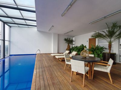 Photo for Spacious chic Polanco gem with Pool