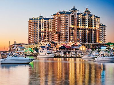 Photo for 3 Bedroom at the Emerald Grand Resort in Destin